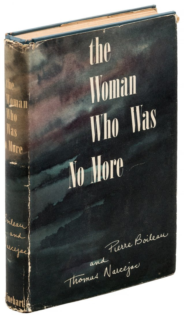 The Woman Who Was No More