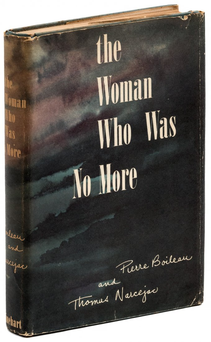 The Woman who was no More - 1st Amer edition Boileau &