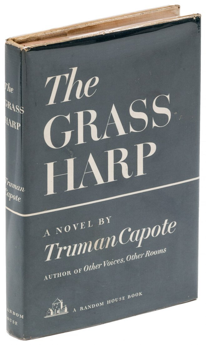 Truman Capote The Grass Harp First Edition