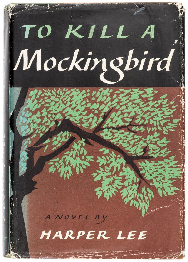 Harper Lee To Kill a Mockingbird First Edition
