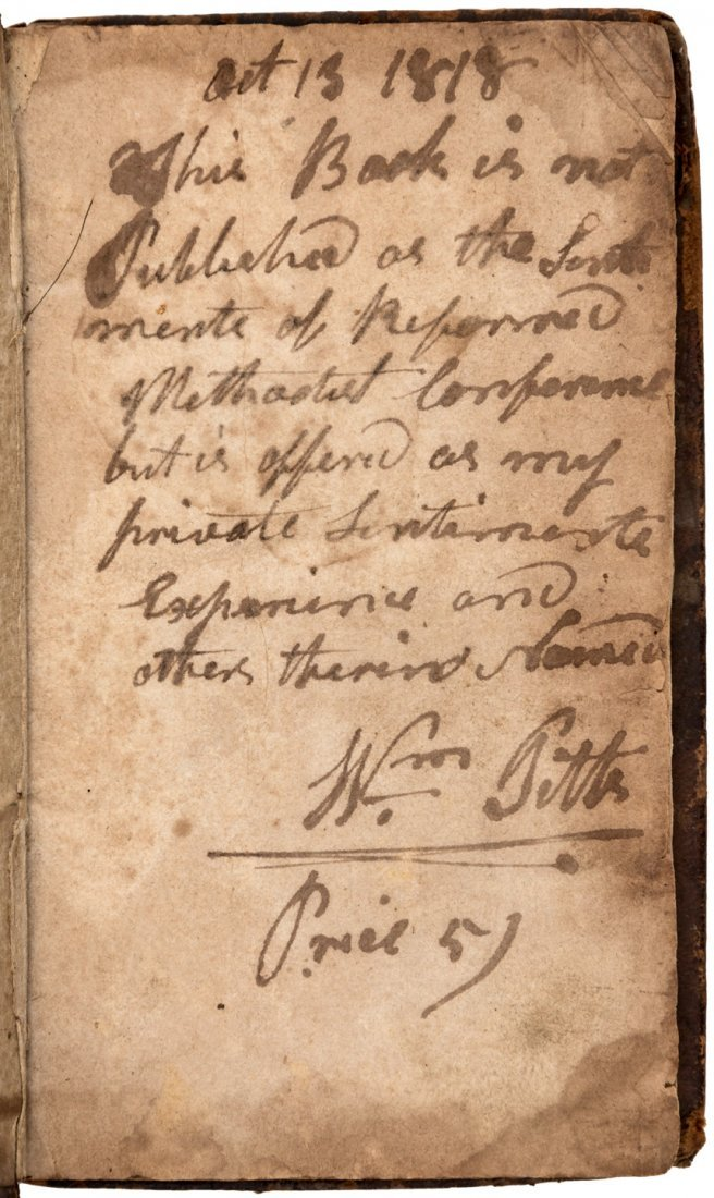 Scarce Catskill imprint 1818