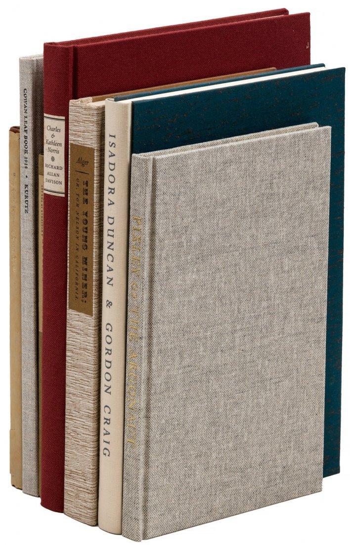 Americana, The Book Club of California.