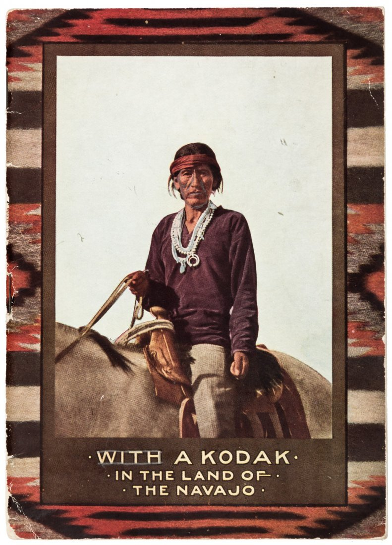 Kodak Camera among the Navajo