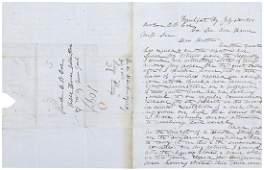 1853 Anti-Slavery Missionary in Kentucky