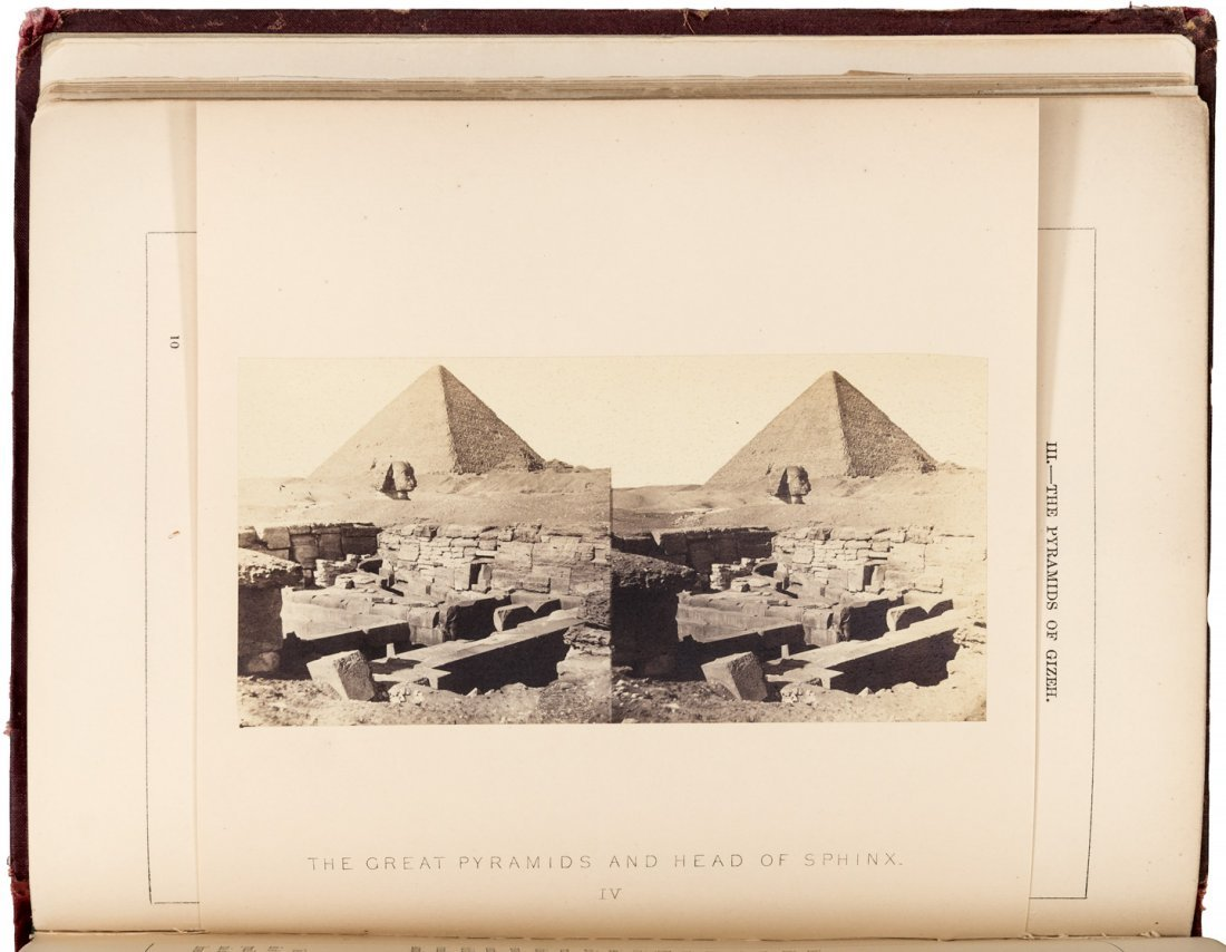 Egypt, Nubia & Ethiopia with Francis Frith Stereovies