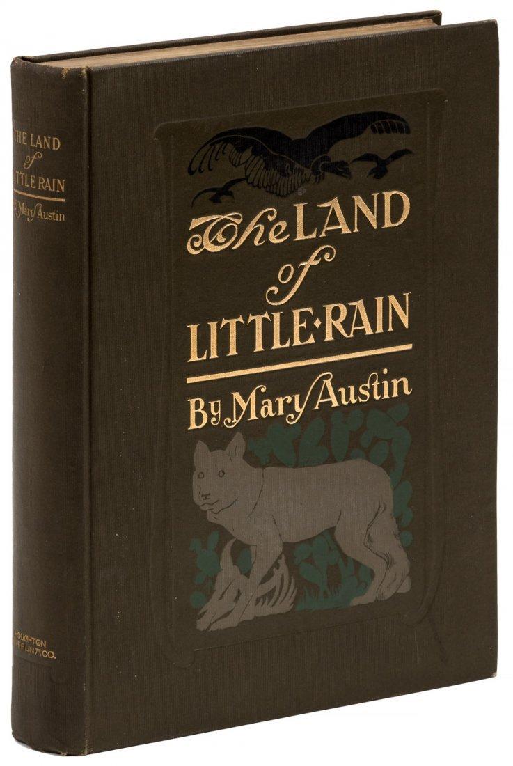 Mary Austin The Land of Little Rain