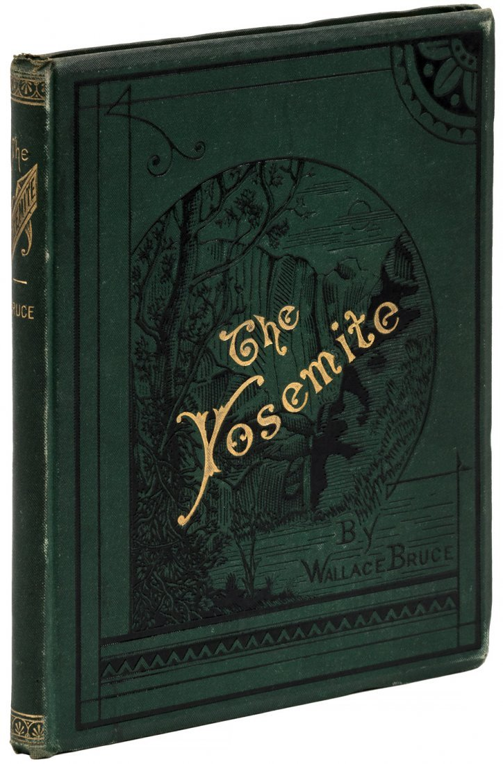 Wallace Bruce The Yosemite First Edition