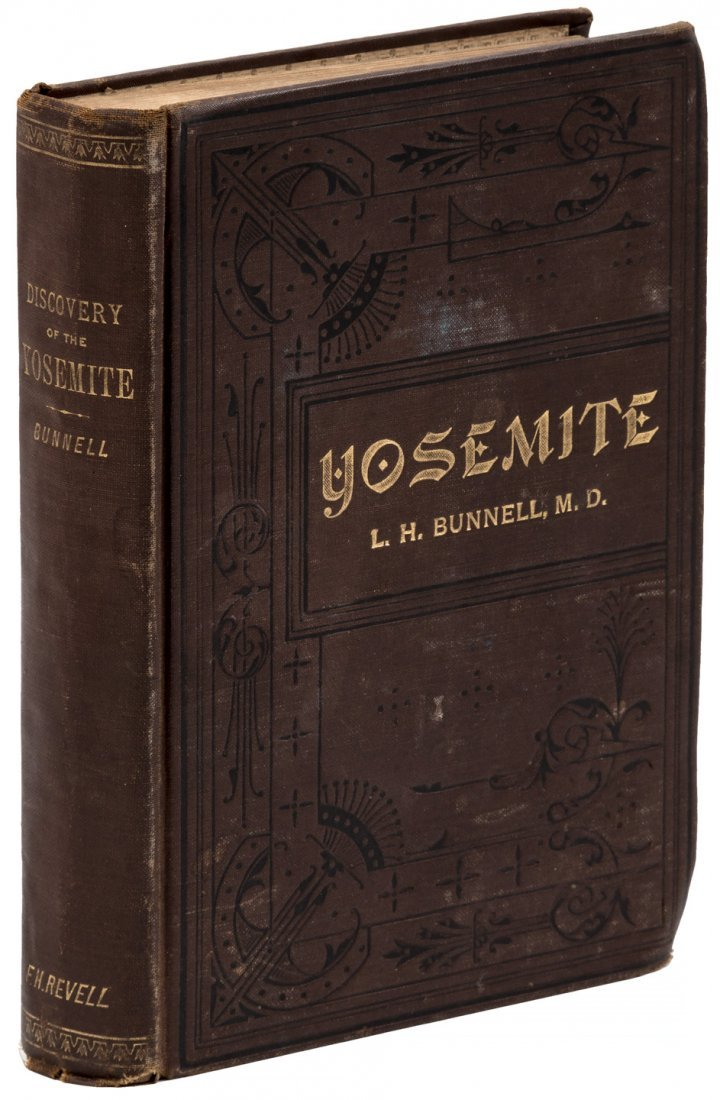 Bunnell's Discovery of Yosemite