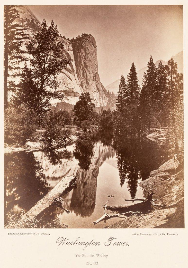 Sun Pictures of Yosemite