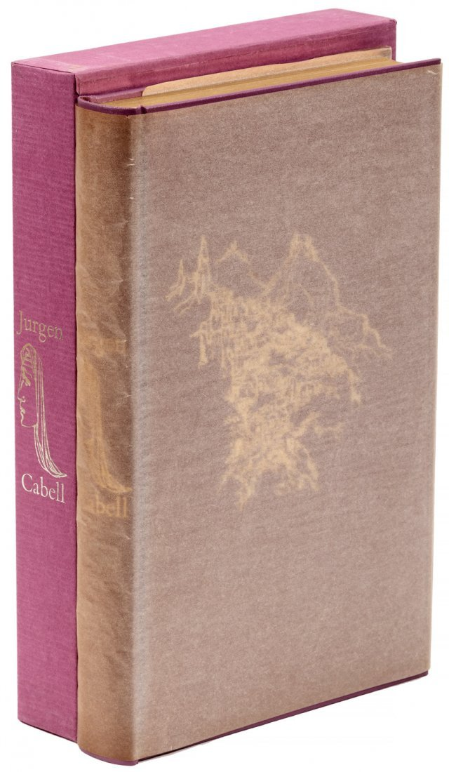 James Branch Cabell Jurgen Limited Editions Club