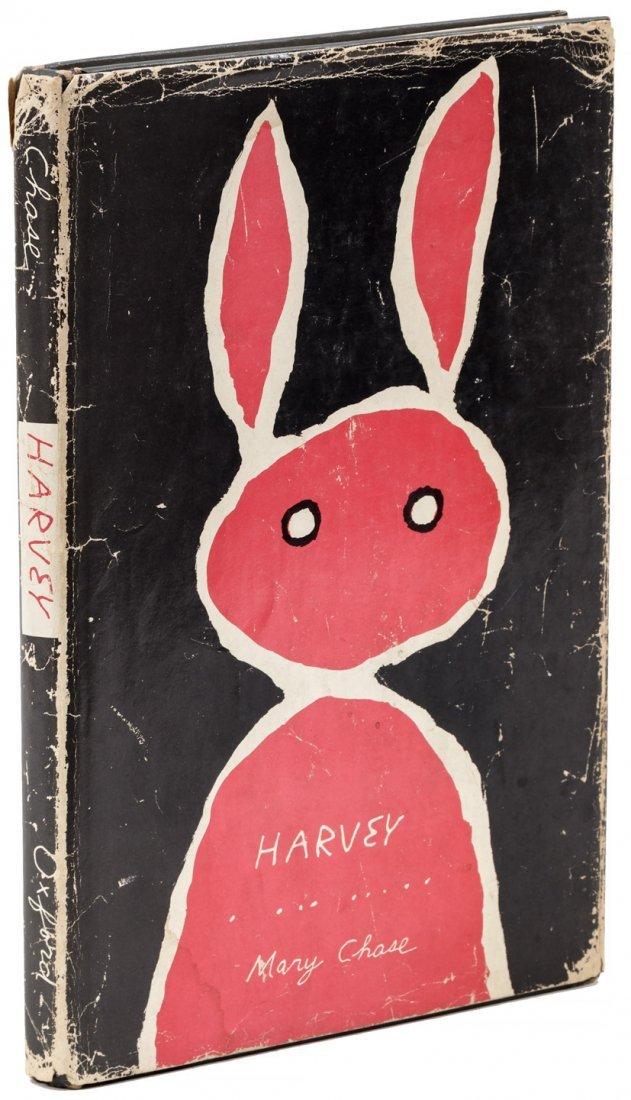 Mary Chase Harvey Pulitzer Prize Winner