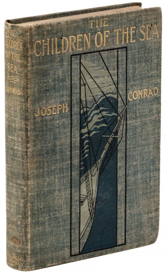 "American edition of Conrad's ""Nigger"""