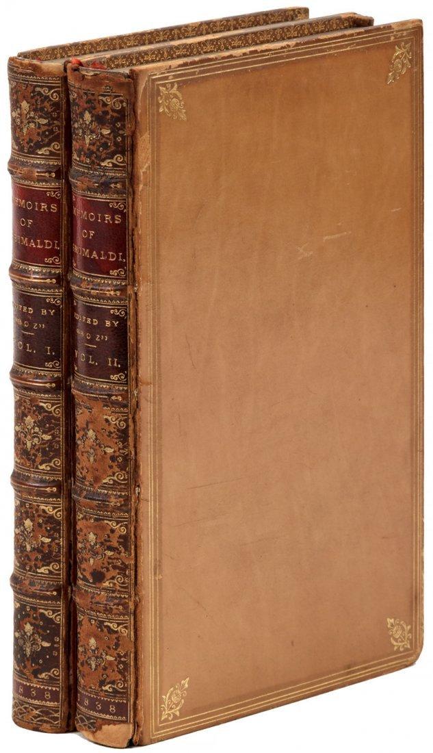 Charles Dickens Memoirs of Joseph Grimaldi 1st Ed