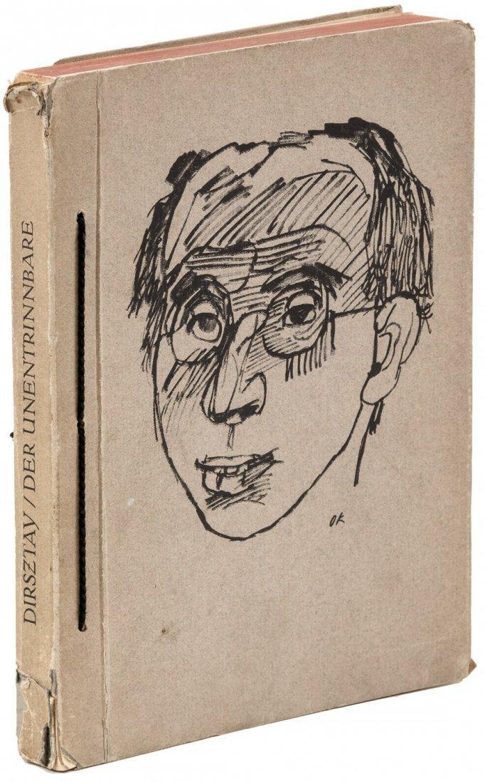 Oskar Kokoschka illustrations