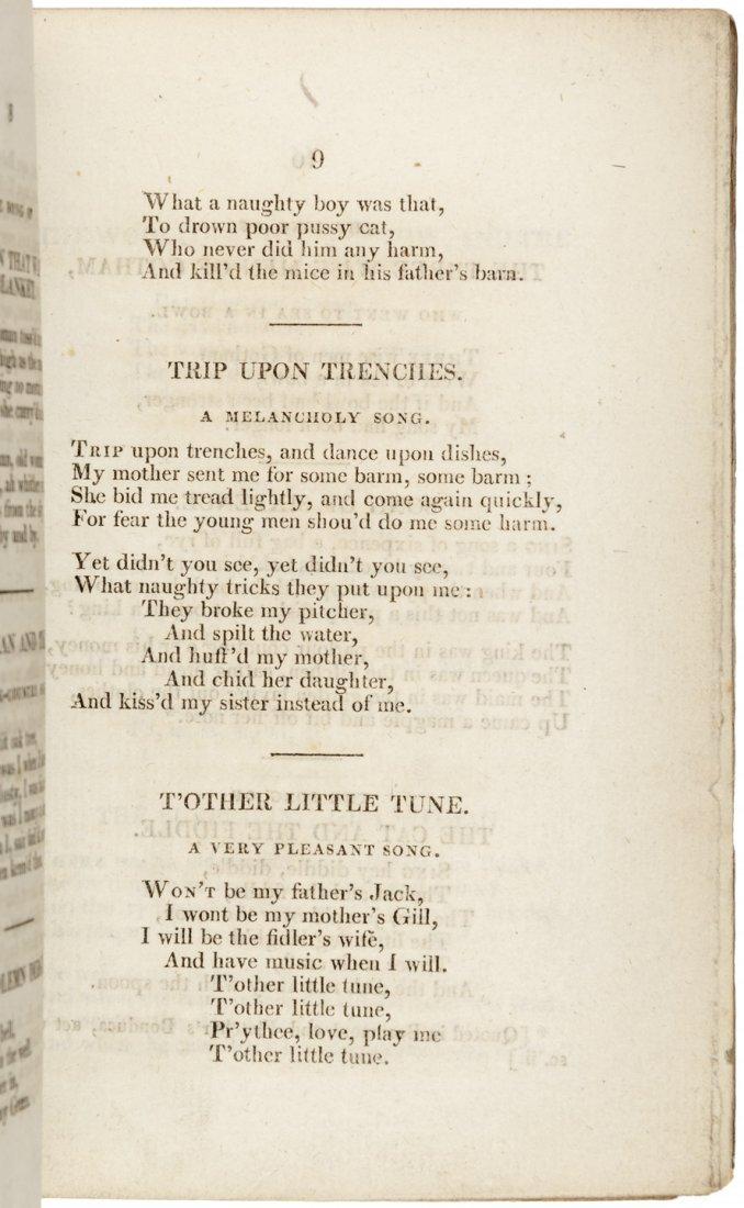 Gammer Gurton's Garland early nursery rhymes - 5