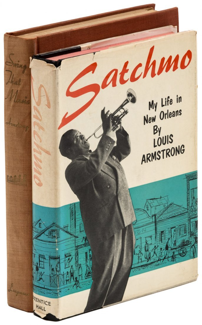 1936-54 Louis Armstrong, Swing That Music, first