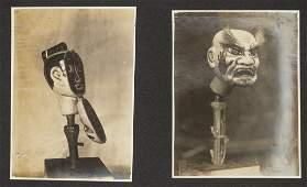 Bunraku Puppet Theater, album
