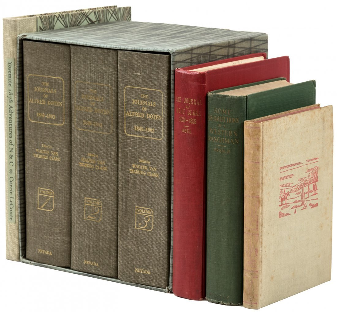 Americana, mostly being journals, 5 volumes
