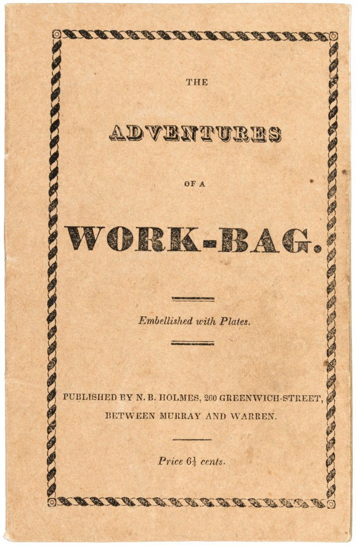 The Adventures of a Work-Bag 1826