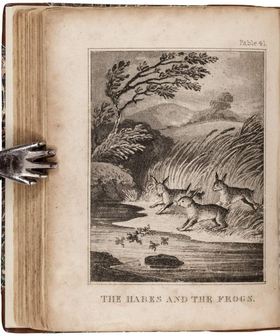 The Fables of Aesop 1830s