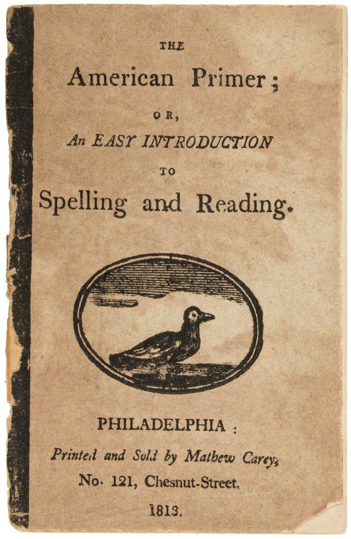 The American Primer 1813