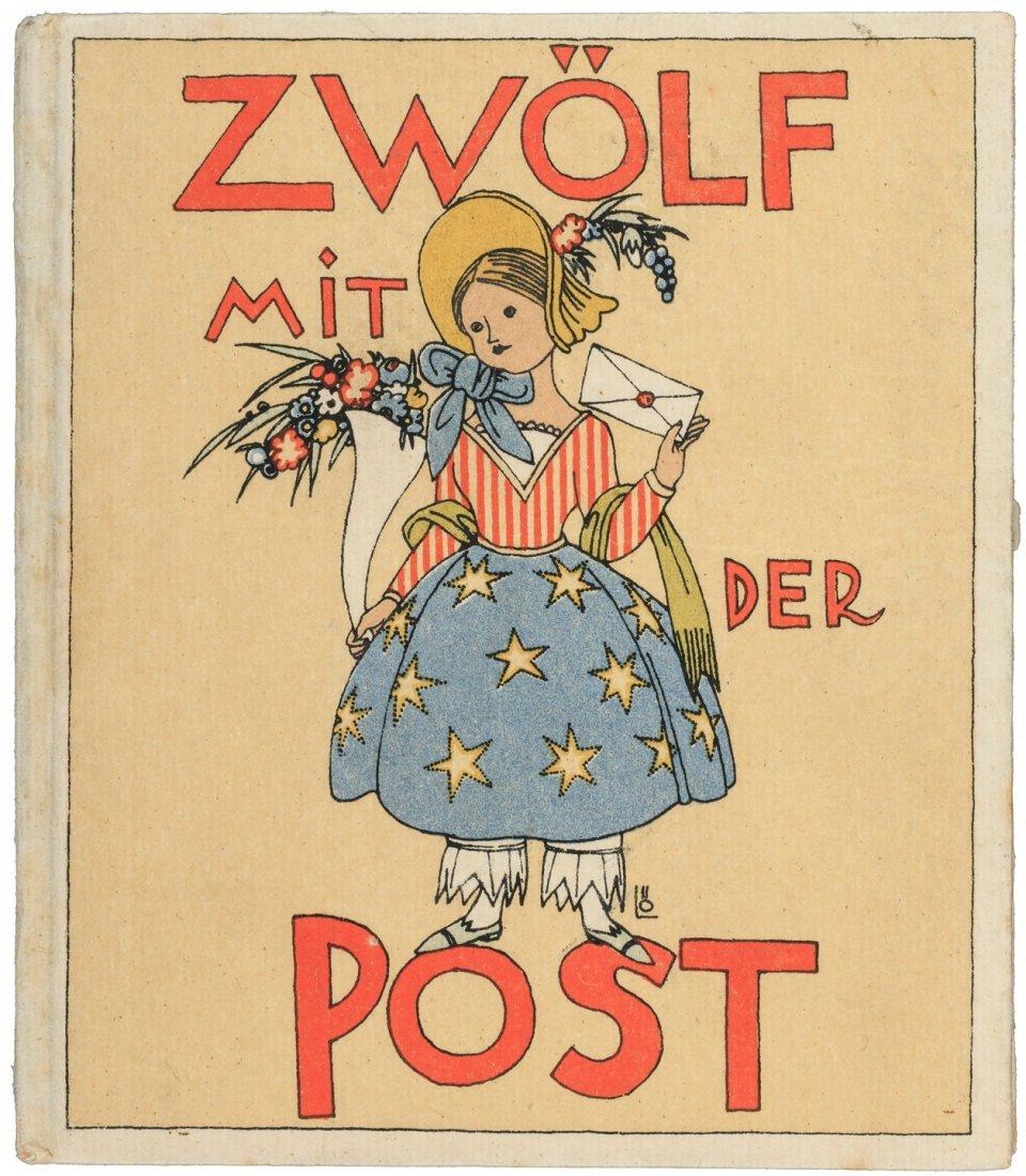 Zwolf Mit Der Post