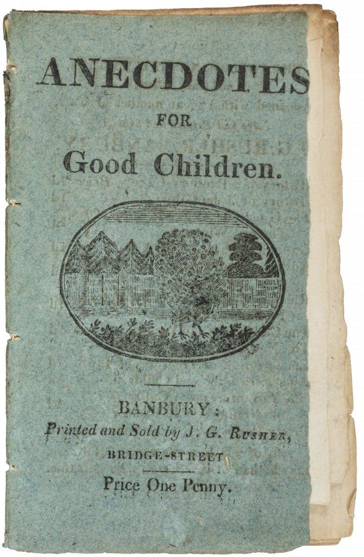 Anecdotes for Good Children