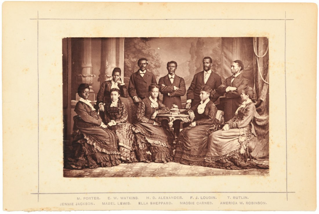 Photo of Jubilee Singers