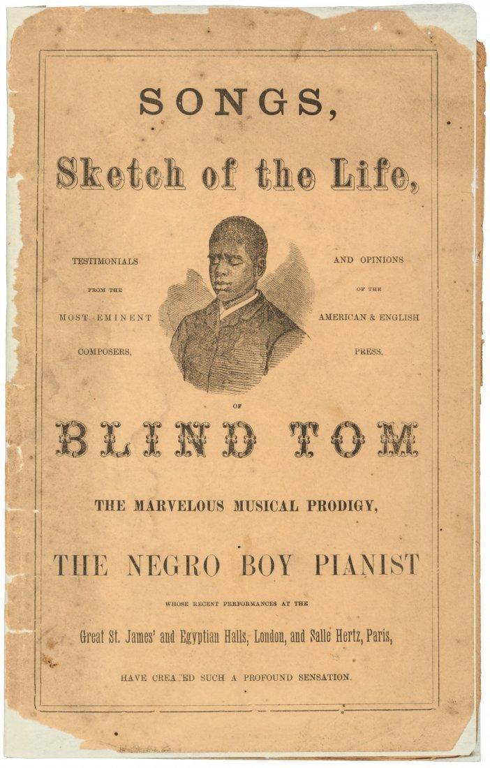 Black piano prodigy of 19th century