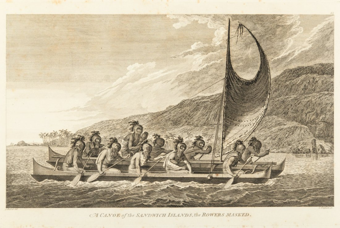 Captain James Cook: A Voyage to the Pacific Ocean
