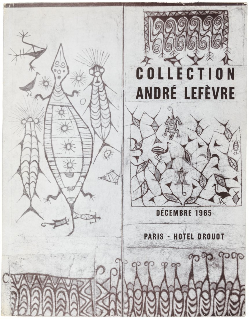 Andre Lefevre collection of African and Oceanic art