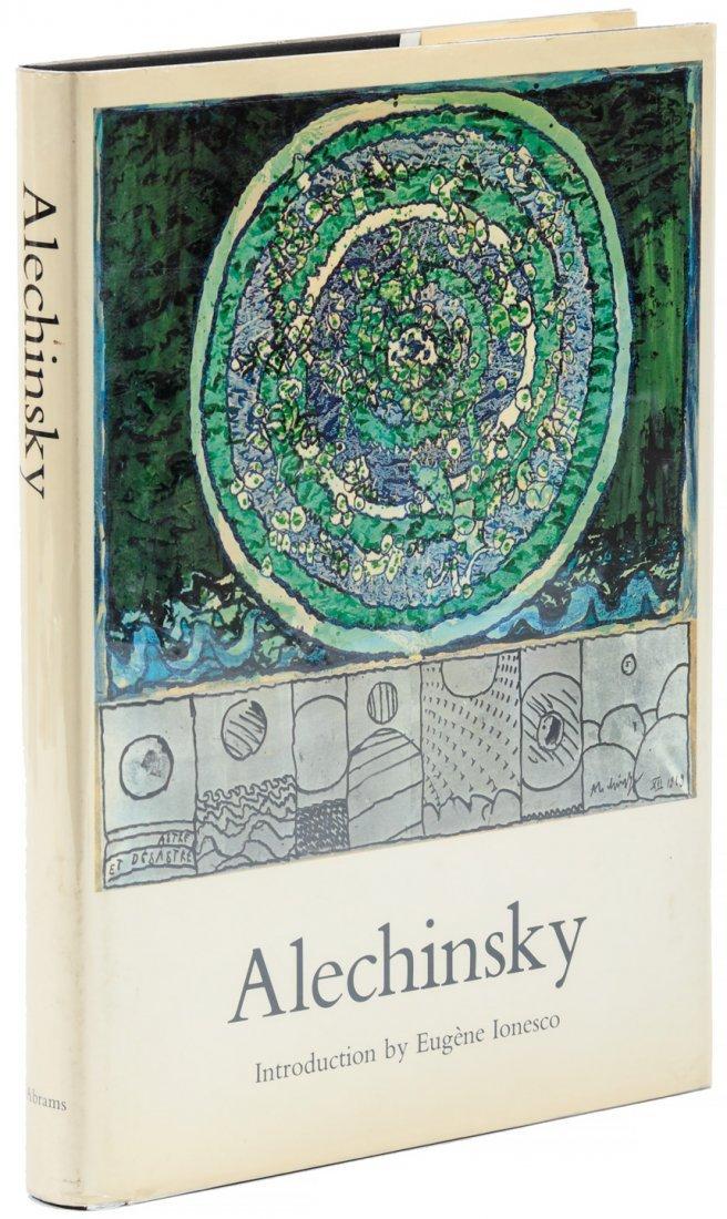 Alechinsky, Ionesco, Abrams