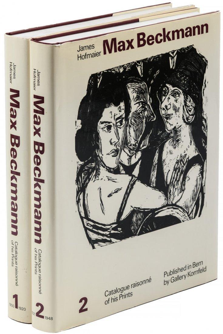 Hofmaier: Max Beckman. 1st. Ed.