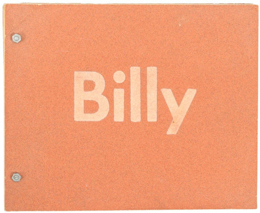 """Billy Al Bengston """"Billy"""" 1968 LA County Museum of Art"""