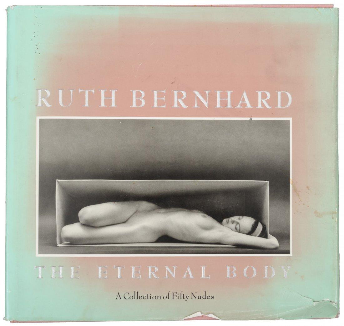 Ruth Bernhard The Eternal Body 50 Nudes