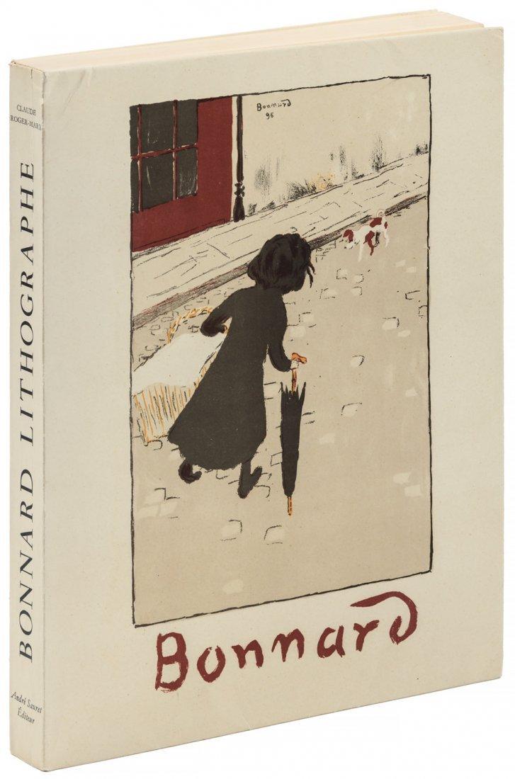 Bonnard, Lithographe