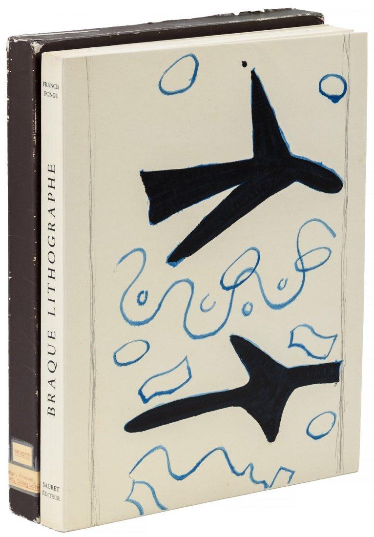Braque Lithographe. Special Edition.