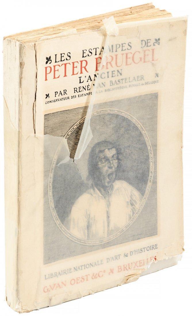 Peter Bruegel, Engraving