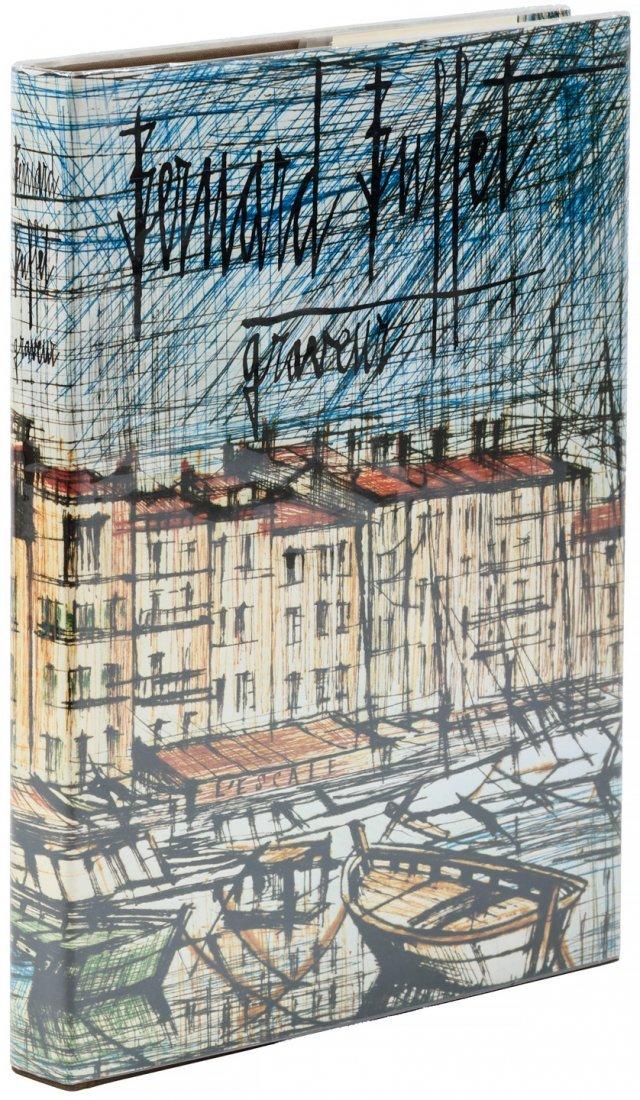 Rheims; Bernard Buffet - gravures.