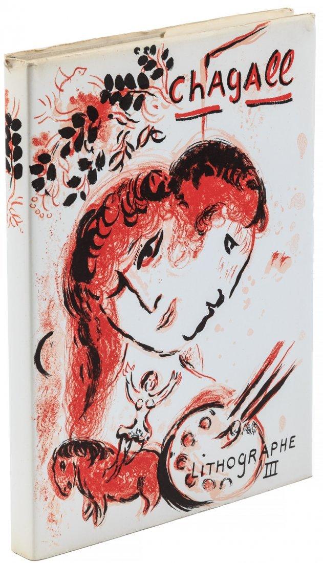 Chagall, Lithographs