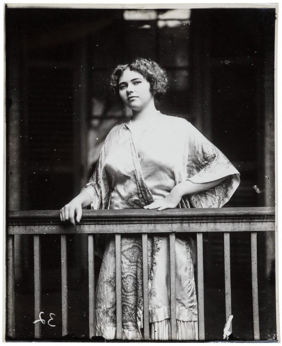 E.J. Bellocq Storyville Prostitute photograph