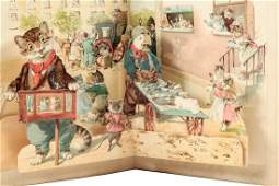 Pantomime Pictures Popup Book