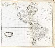 1705 Harriss Voyages Maps by Moll