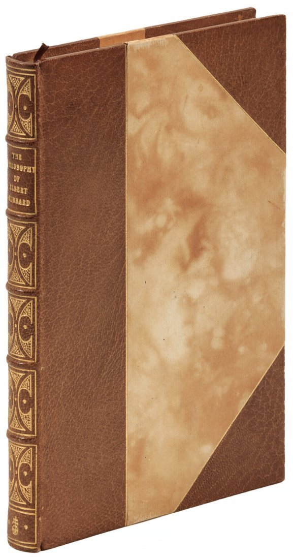 The Philosophy of Elbert Hubbard - 1916 Tribute by