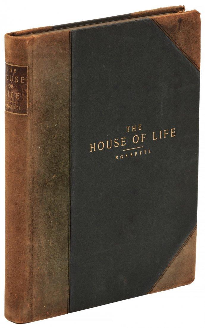 The House of Life - Rossetti - Roycroft Printing - 4