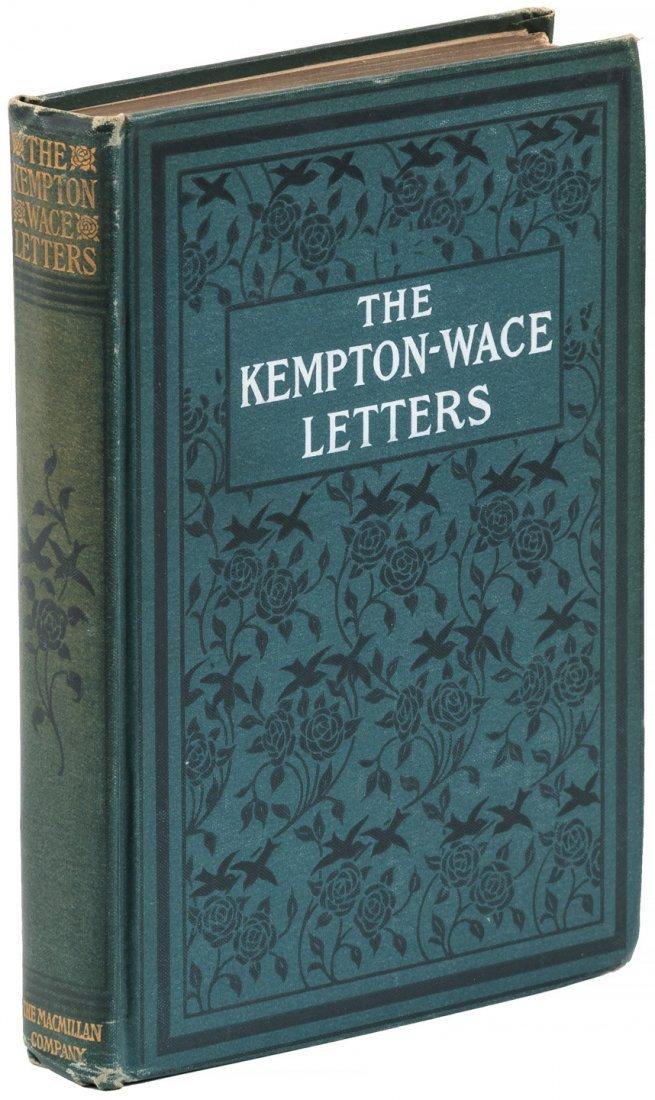 Jack London The Kempton-Wace Letters