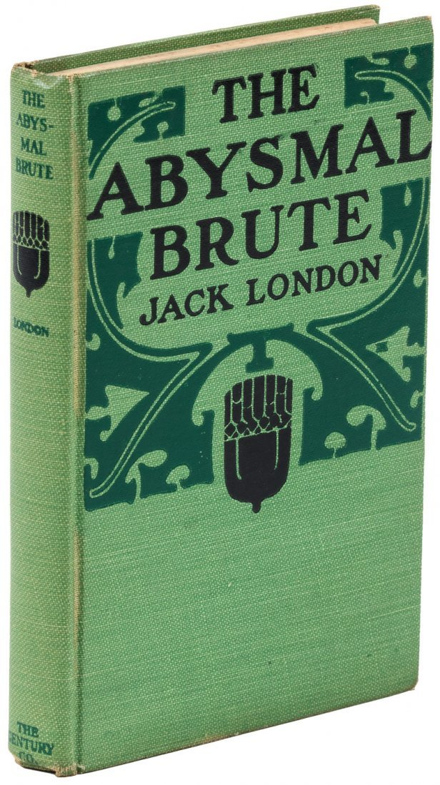 Jack London The Abysmal Brute variant issue