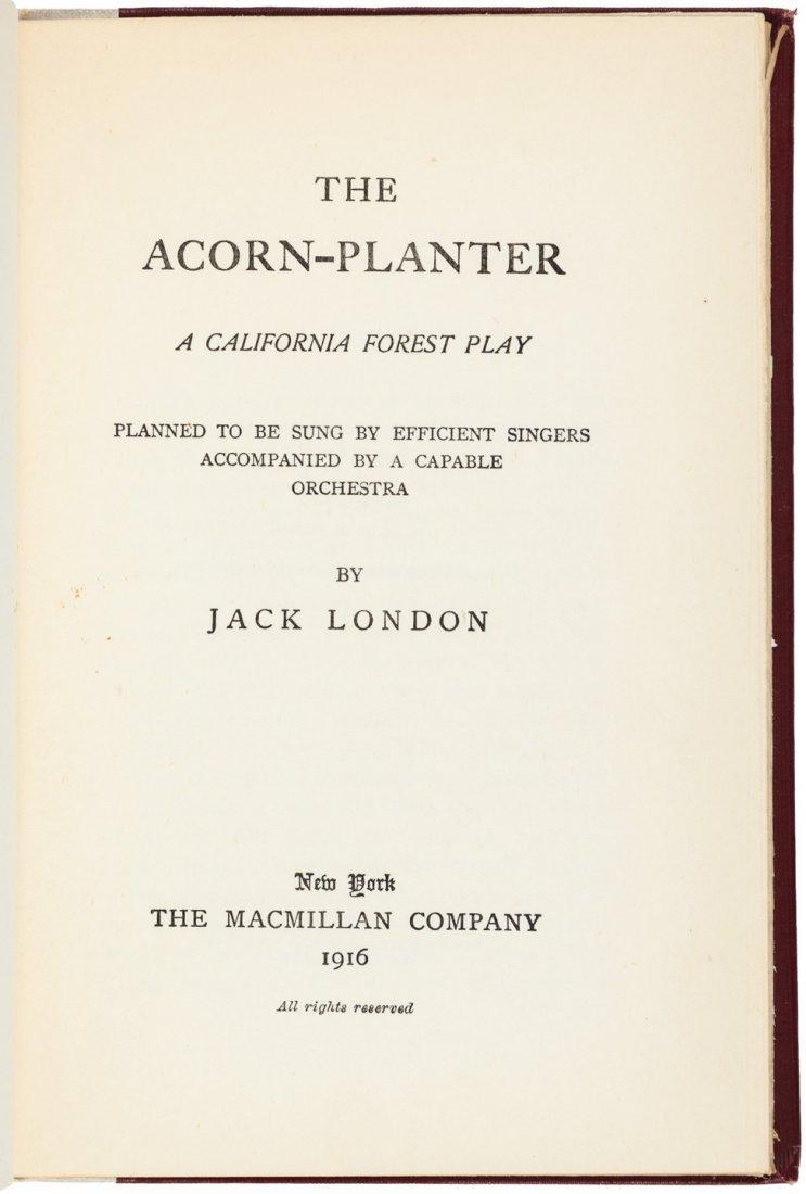 Jack London The Acorn Planter Variant binding