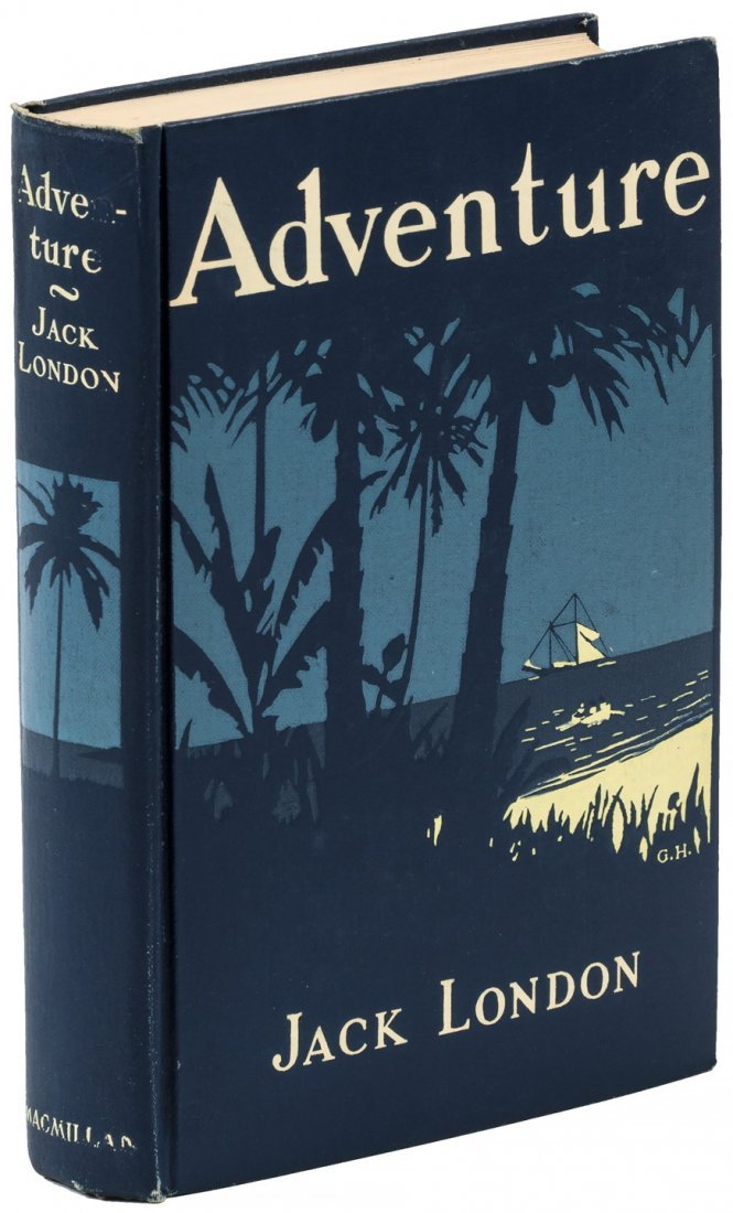 Jack London Adventure First Edition