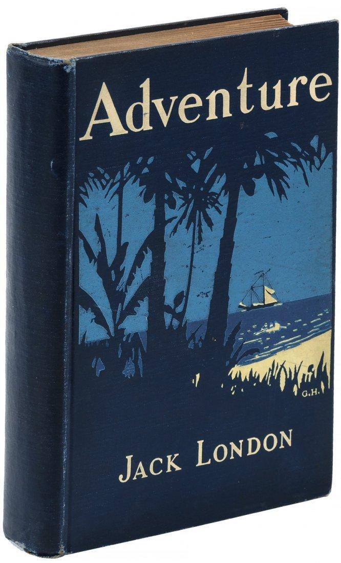 Publisher's Dummy for Jack London's Adventure